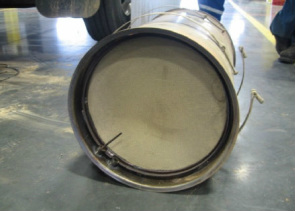 Enerburn Diesel Engine DPF Filter After 2